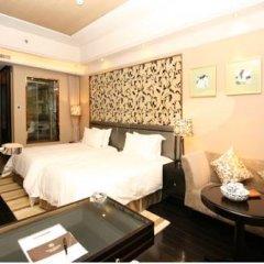 Lujiang Harbourview Hotel Xiamen Сямынь комната для гостей фото 4