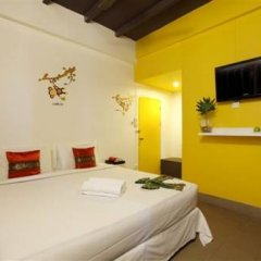 Rucksack Hostel Пхукет комната для гостей фото 4