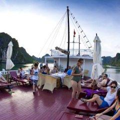 Отель Halong Aurora Cruises Халонг помещение для мероприятий