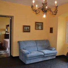 Отель Villa D'Albertis Генуя комната для гостей фото 2