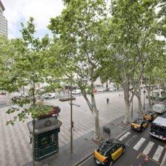 Отель Pillow Ramblas Барселона парковка