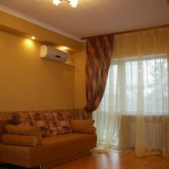 Апартаменты Donetsk City Center комната для гостей фото 4