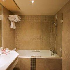 Hotel Lyon Métropole ванная фото 2