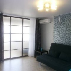 Апартаменты Lazarevskoe Apartments Сочи комната для гостей фото 4