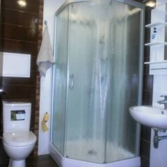 Апартаменты Lazarevskoe Apartments Сочи ванная