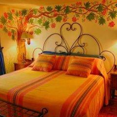 Отель La Casita del Patio Verde Мексика, Мехико - отзывы, цены и фото номеров - забронировать отель La Casita del Patio Verde онлайн комната для гостей фото 4