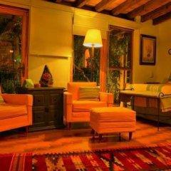Отель La Casita del Patio Verde Мексика, Мехико - отзывы, цены и фото номеров - забронировать отель La Casita del Patio Verde онлайн интерьер отеля фото 3