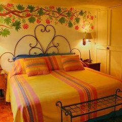 Отель La Casita del Patio Verde Мексика, Мехико - отзывы, цены и фото номеров - забронировать отель La Casita del Patio Verde онлайн комната для гостей фото 5