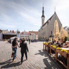 Отель Town Hall Square Hostel Эстония, Таллин - отзывы, цены и фото номеров - забронировать отель Town Hall Square Hostel онлайн спортивное сооружение