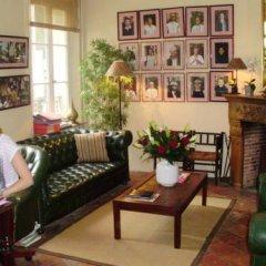 Hotel Villa Escudier Булонь-Бийанкур интерьер отеля фото 2