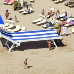 Отель Impero Римини пляж
