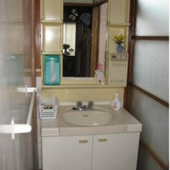 Отель Minshuku Tourokuya Никко ванная