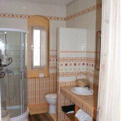 Отель Dar Hamza Тунис, Мидун - отзывы, цены и фото номеров - забронировать отель Dar Hamza онлайн ванная