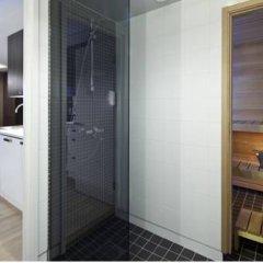 Отель Holiday Club Saimaa Superior Apartments Финляндия, Лаппеэнранта - отзывы, цены и фото номеров - забронировать отель Holiday Club Saimaa Superior Apartments онлайн ванная фото 2