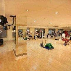 Отель Queen's Park Turkiz Kemer - All Inclusive фитнесс-зал фото 2