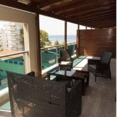 Отель Nefeli Alimos Афины бассейн