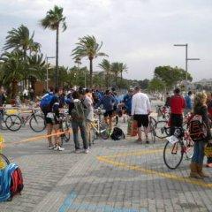 Отель Apartamentos Ibiza спортивное сооружение