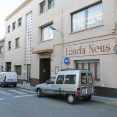 Hotel Fonda Neus городской автобус