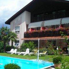 Hotel Burgleitenhof Лана бассейн фото 3