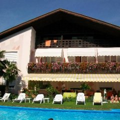 Hotel Burgleitenhof Лана бассейн фото 2
