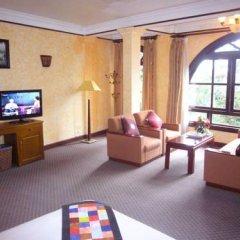 Grand View Sapa Hotel комната для гостей фото 4