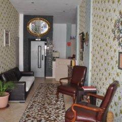 Mimoza Hotel Турция, Фоча - отзывы, цены и фото номеров - забронировать отель Mimoza Hotel онлайн интерьер отеля фото 2