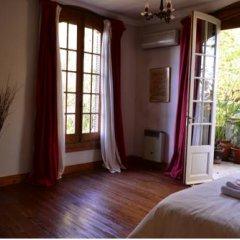 Отель El Capricho del Tigre Bed & Breakfast Тигре балкон