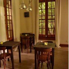 Отель El Capricho del Tigre Bed & Breakfast Тигре питание фото 2
