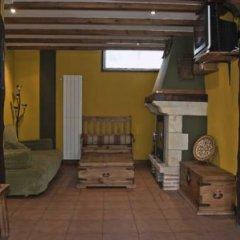 Отель Centro de Turismo Rural La Coruja del Ebro интерьер отеля