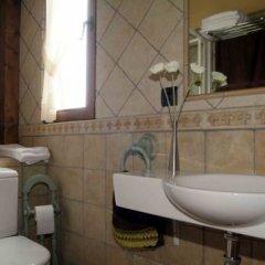 Отель Centro de Turismo Rural La Coruja del Ebro ванная