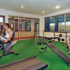 Hane Sun Hotel Сиде фитнесс-зал фото 3