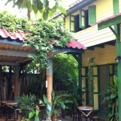 Отель Baan Tepa Boutique House