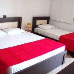 Отель Villa Ideal Албания, Ксамил - отзывы, цены и фото номеров - забронировать отель Villa Ideal онлайн комната для гостей фото 5