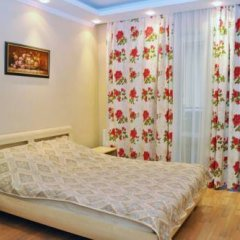 Апартаменты EK апартаменты комната для гостей фото 5