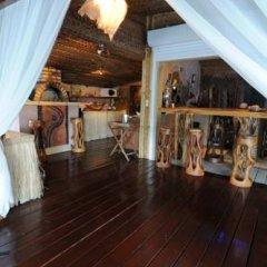 Отель Tiahura Dream Lodge Французская Полинезия, Муреа - отзывы, цены и фото номеров - забронировать отель Tiahura Dream Lodge онлайн интерьер отеля фото 2