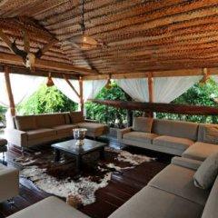 Отель Tiahura Dream Lodge Французская Полинезия, Муреа - отзывы, цены и фото номеров - забронировать отель Tiahura Dream Lodge онлайн питание фото 2