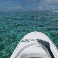 Отель Tiahura Dream Lodge Французская Полинезия, Муреа - отзывы, цены и фото номеров - забронировать отель Tiahura Dream Lodge онлайн пляж фото 2