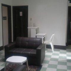 Отель Hostal Casa Vieja Мехико комната для гостей фото 5