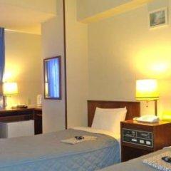 Отель Marine Hotel Shinkan Япония, Порт Хаката - отзывы, цены и фото номеров - забронировать отель Marine Hotel Shinkan онлайн комната для гостей фото 5