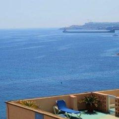 Отель Park Hotel and Apartments Мальта, Слима - отзывы, цены и фото номеров - забронировать отель Park Hotel and Apartments онлайн пляж