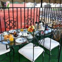 Отель Riad Rime питание