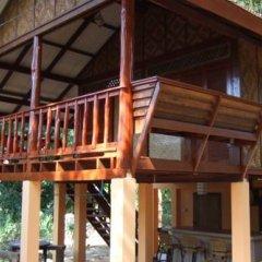 Отель Jungle House at Siboya Bungalows балкон