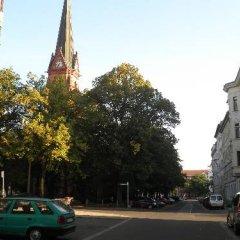 Отель B&B Hostel Elisa Германия, Лейпциг - отзывы, цены и фото номеров - забронировать отель B&B Hostel Elisa онлайн парковка