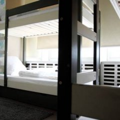 Fusion Hostel and Hotel балкон