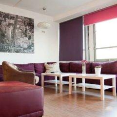 Fusion Hostel and Hotel интерьер отеля