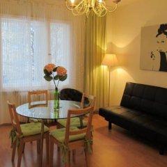 Апартаменты Apartments nahe Kurfürstendamm Берлин комната для гостей фото 4