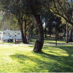Отель Lisboa Camping парковка