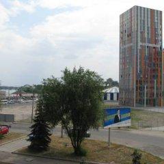 Апартаменты City Centre Apartments парковка