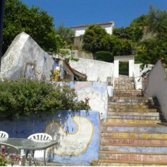 Отель Casa dos Frutos Divinos бассейн
