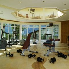 Dolce Vita Hotel Preidlhof Натурно фитнесс-зал фото 2